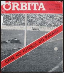 CAPA DA REVISTA ÓRBITA