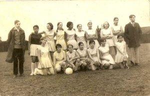futebo0l feminino em clevelândia