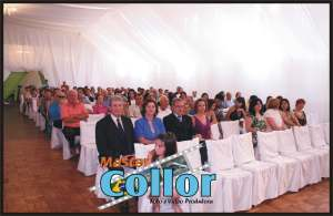 Sadi Fazolo e sua esposa e Prefeito e sua esposa 1° Dama do Municipio