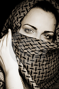 woman-with-covered-face-thumb6369011