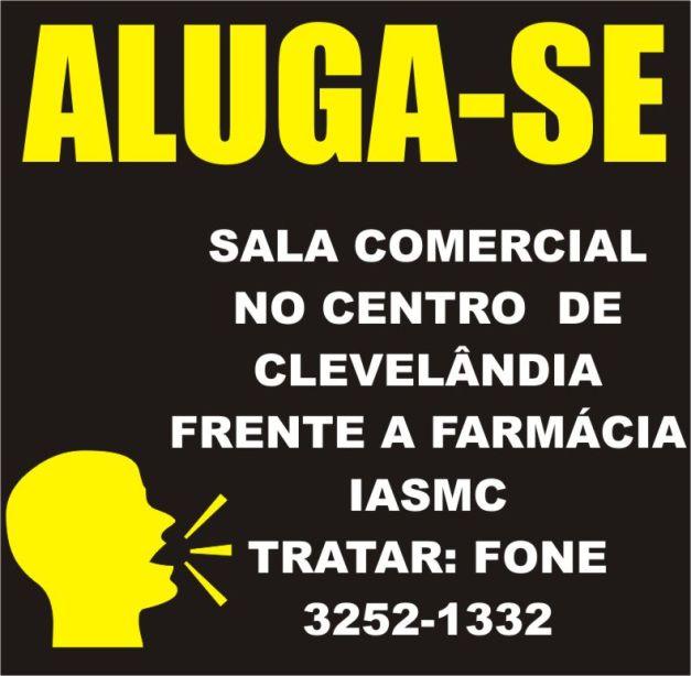 ALUGA-SE