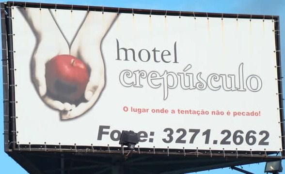 propaganda de motel