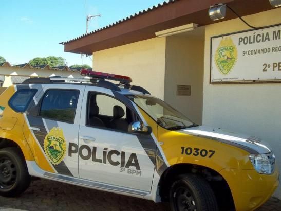 CARRO DE POLICIA NOVO EM CLEVELANDIA