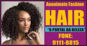 ANONIMATO FASHION HAIR