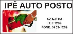 IPE AUTOS POSTO CLEVELANDIA