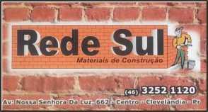 REDE SUL MATERIAIS DE CONSTRUÇÃO