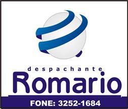 DESPACHANTE ROMÁRIO CLEVELANDIA