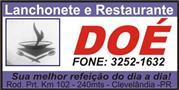 restaurante doe